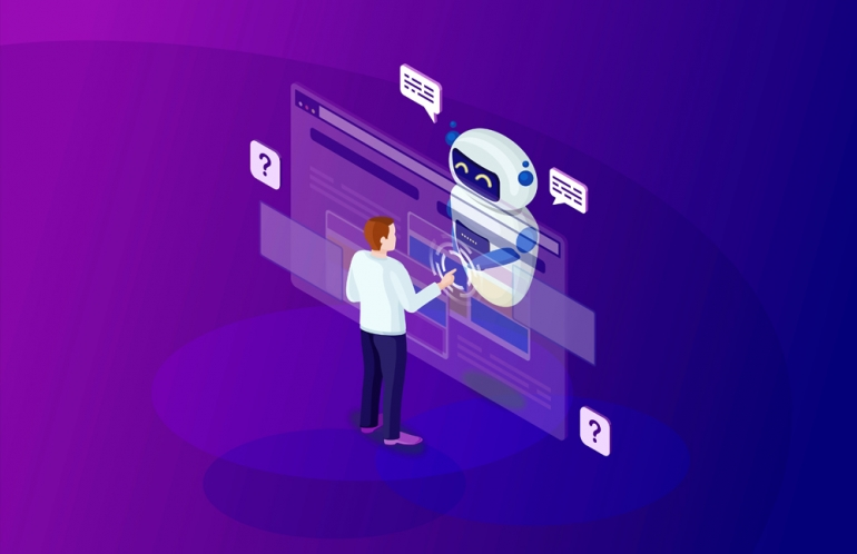 How the business uses chatbot technology